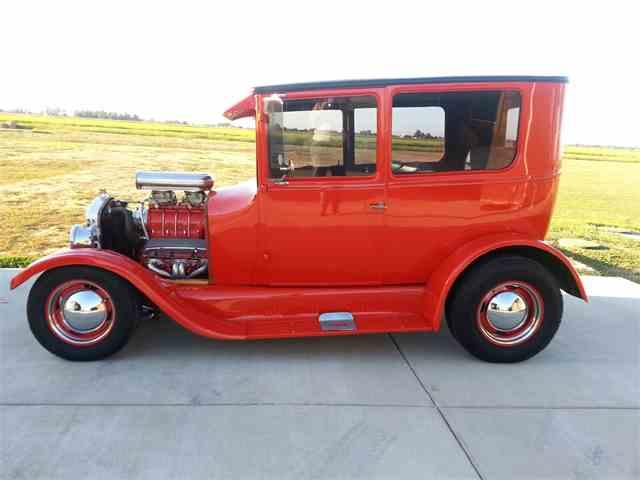 1927 Ford Sedan | 590411