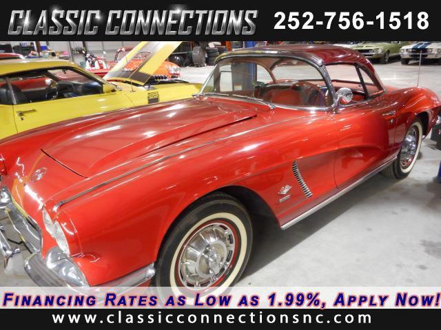 1962 Chevrolet Corvette | 595035