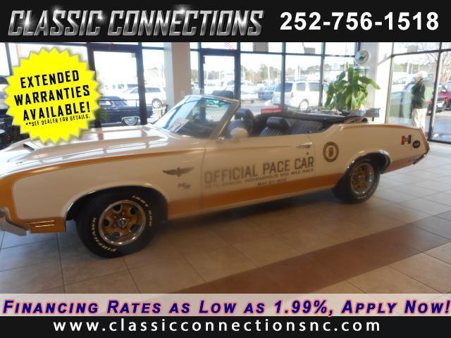 1972 Oldsmobile Cutlass   595036
