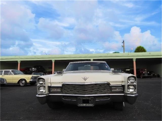 1968 Cadillac DeVille | 595110