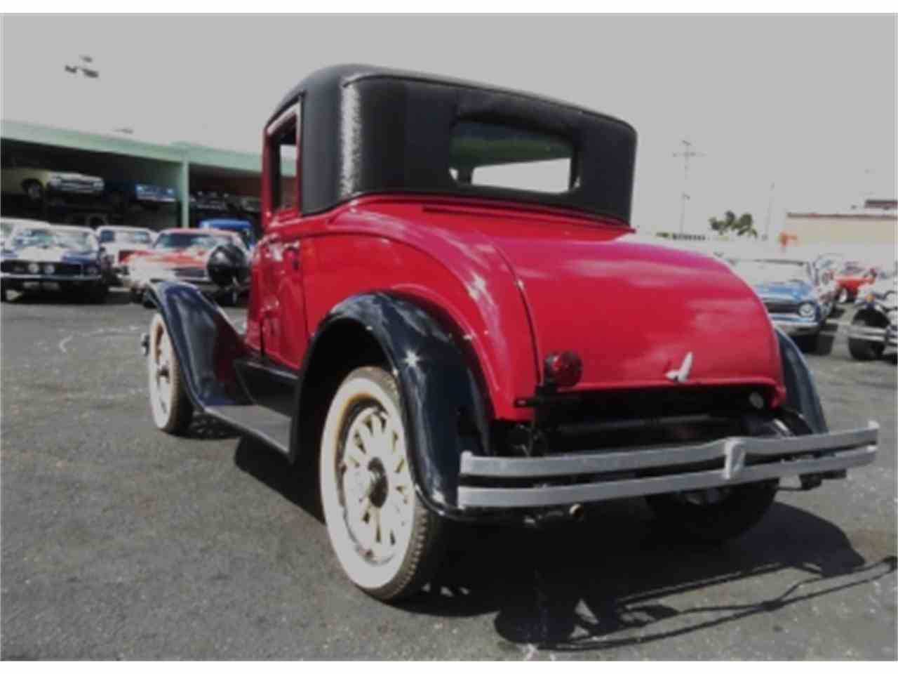 Large Picture of '29 Model A - CR6W
