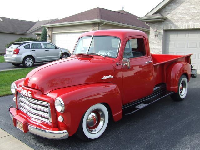 1952 GMC 3800 | 595176