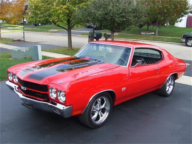 1970 Chevrolet Chevelle | 595177