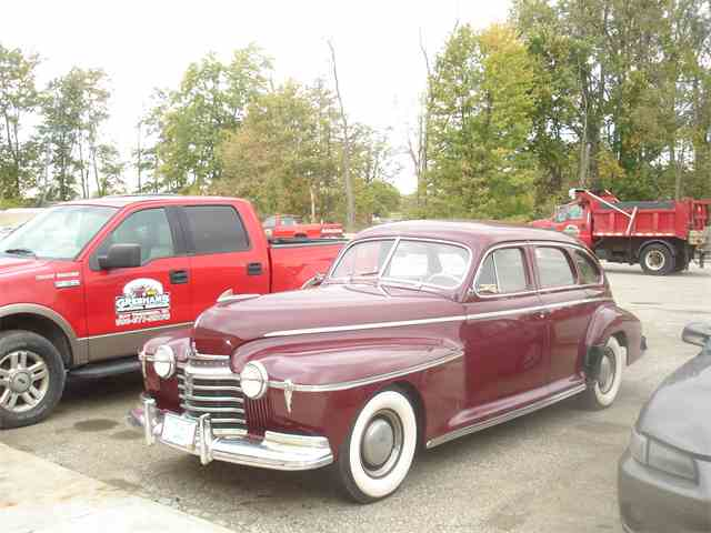 1941 Oldsmobile 4-Dr Sedan | 595205