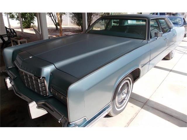 1973 Lincoln Town Car | 595214