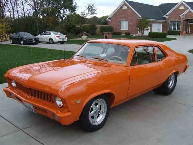1970 Chevrolet Nova | 595355