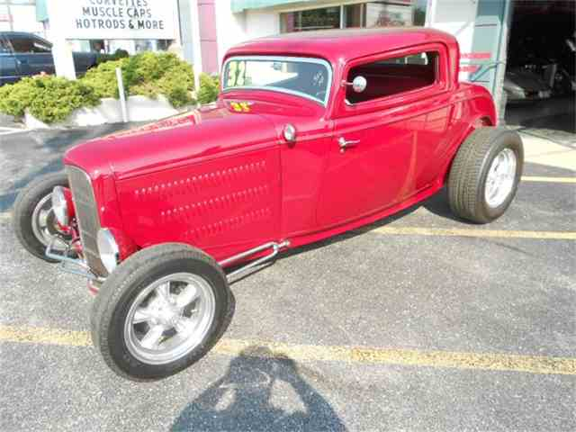 1932 Ford 3-Window Coupe | 595401
