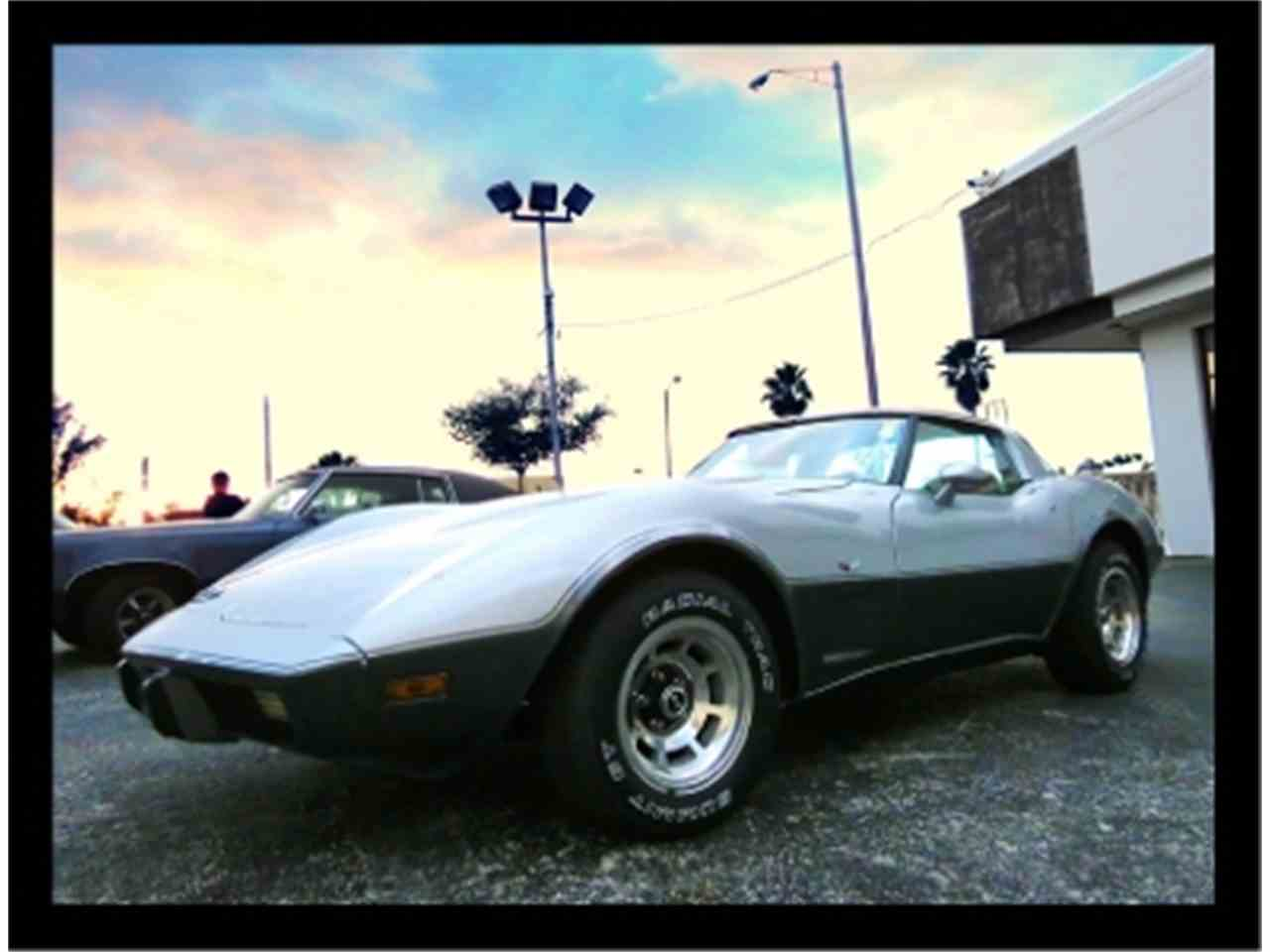 Large Picture of '78 Corvette - CRIE