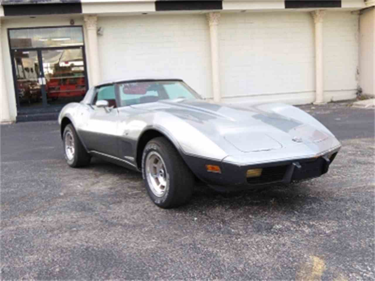 1978 chevrolet corvette for sale cc 595526. Black Bedroom Furniture Sets. Home Design Ideas