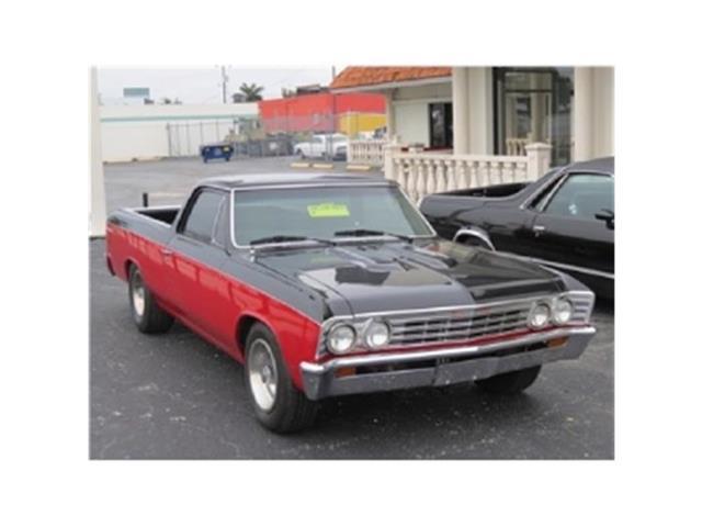 1967 Chevrolet El Camino | 595530