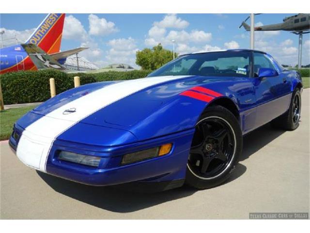 1996 Chevrolet Corvette | 595534
