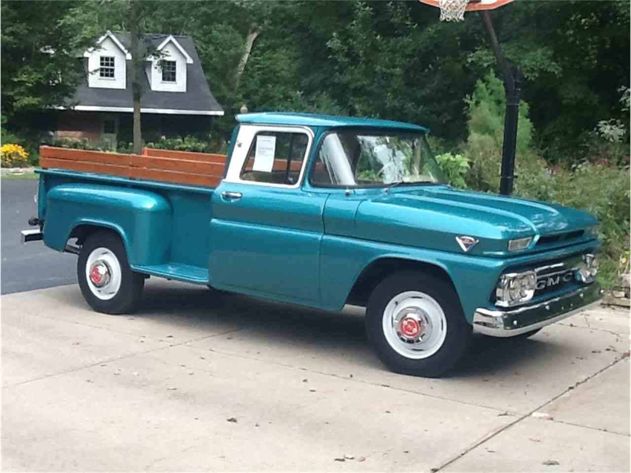 X4 Truck For Sale >> 1963 GMC Pickup for Sale | ClassicCars.com | CC-595571