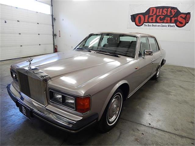 1986 Rolls-Royce Silver Spirit | 590558