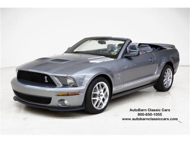 2007 Ford Mustang Shelby GT500 | 595726