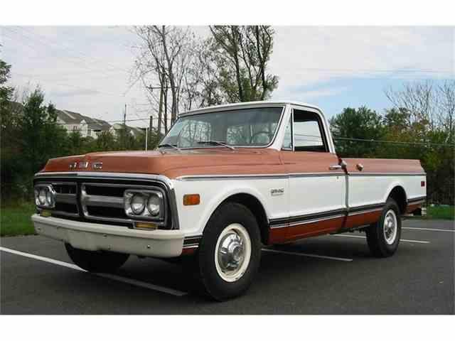1972 GMC Super Custom | 595744