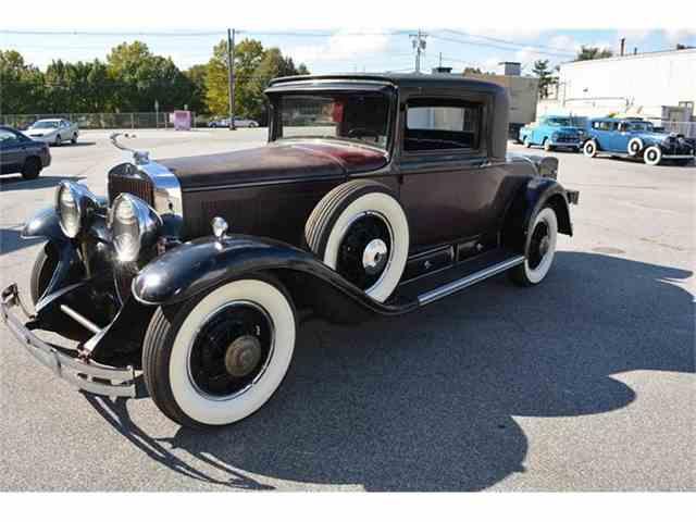 1930 Cadillac 353 | 595762