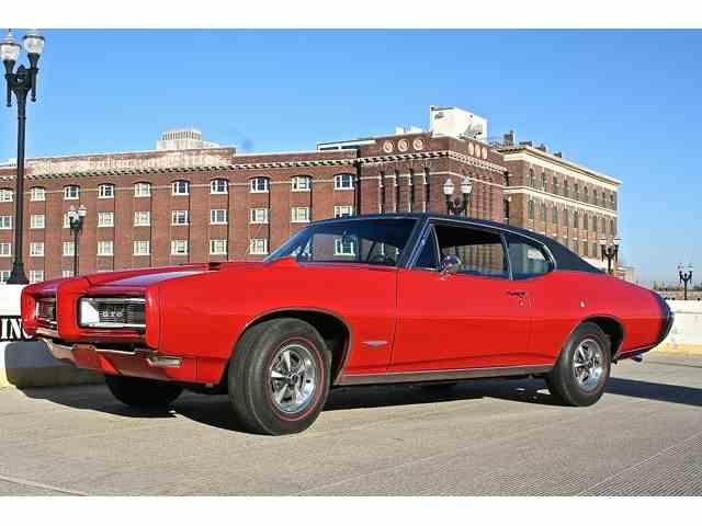 1968 Pontiac GTO | 595773
