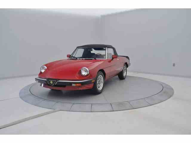 Picture of 1985 Spider located in Hickory North Carolina - $18,995.00 - CRSJ