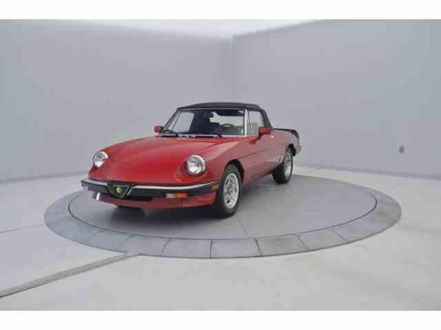 1985 Alfa Romeo Spider | 595891