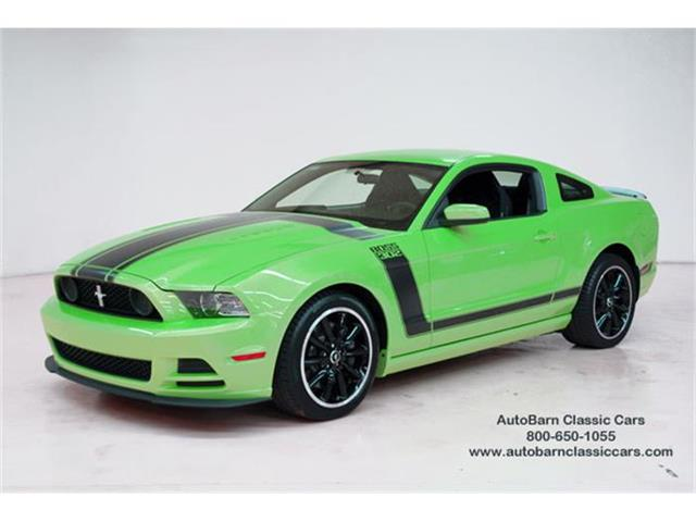 2013 Ford Mustang Boss | 596024