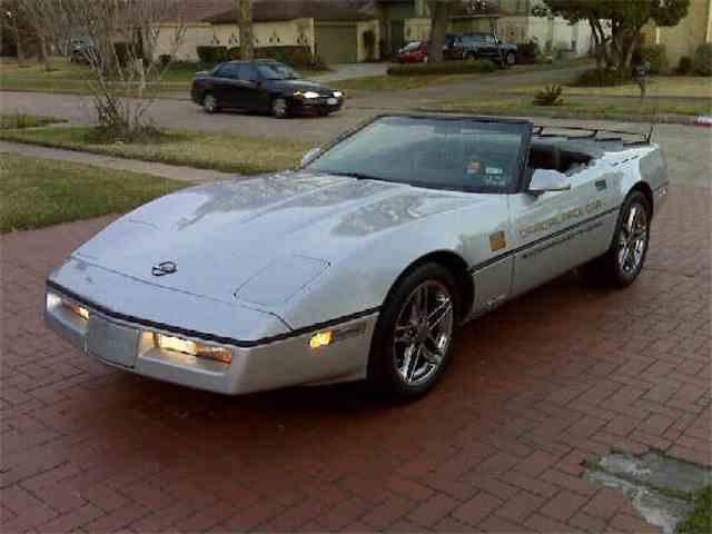 1986 Chevrolet Corvette | 596307