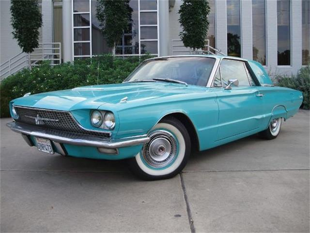1966 Ford Thunderbird | 596810