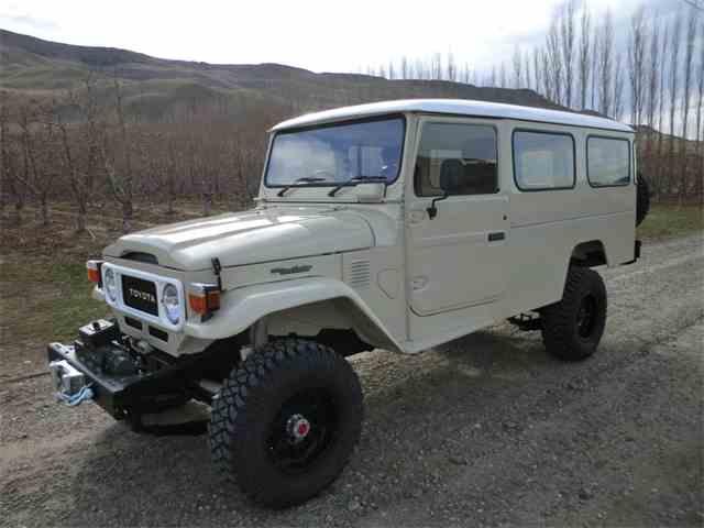 1983 Toyota Land Cruiser FJ | 597146