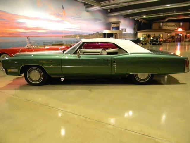 1972 Cadillac Eldorado | 597199