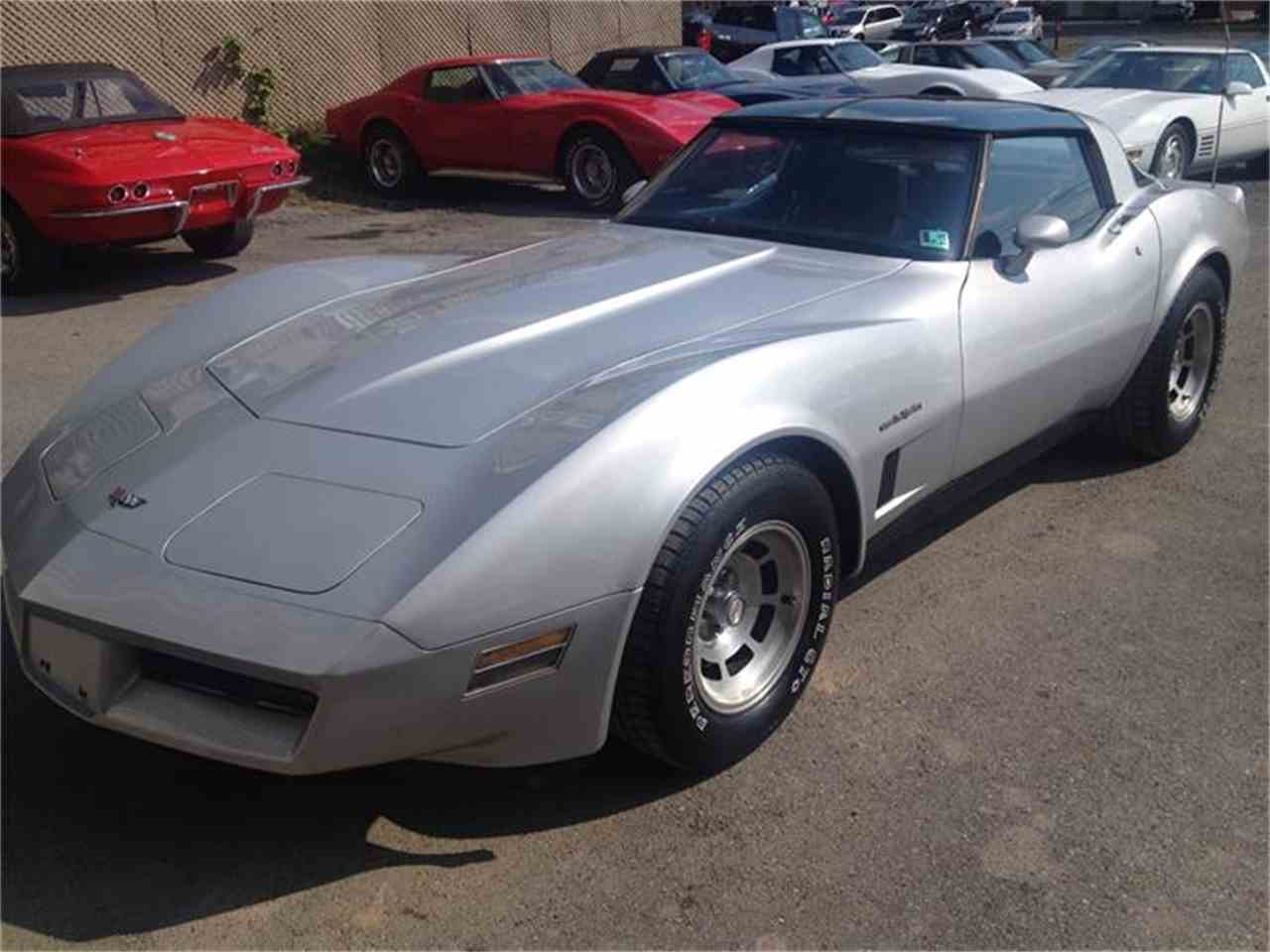 1982 Chevrolet Corvette for Sale - CC-597458