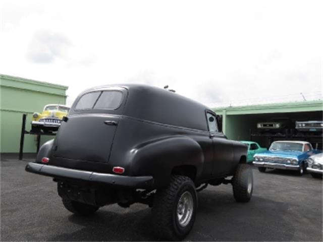 1951 chevrolet panel truck for sale cc 597554. Black Bedroom Furniture Sets. Home Design Ideas
