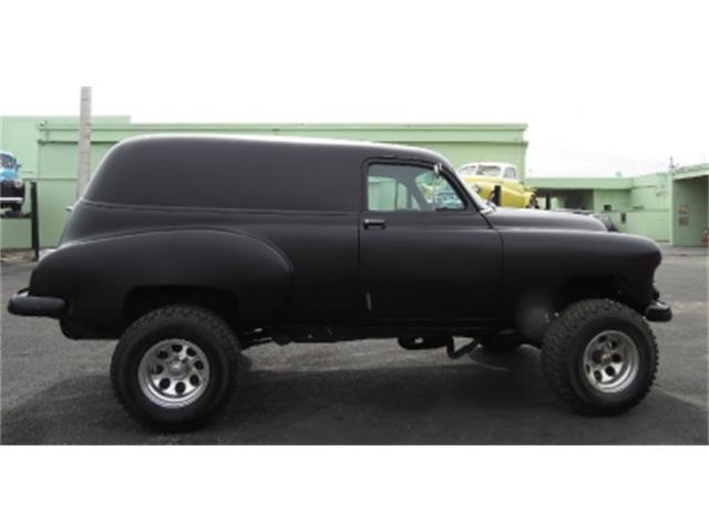 1951 Chevrolet Panel Truck | 597554