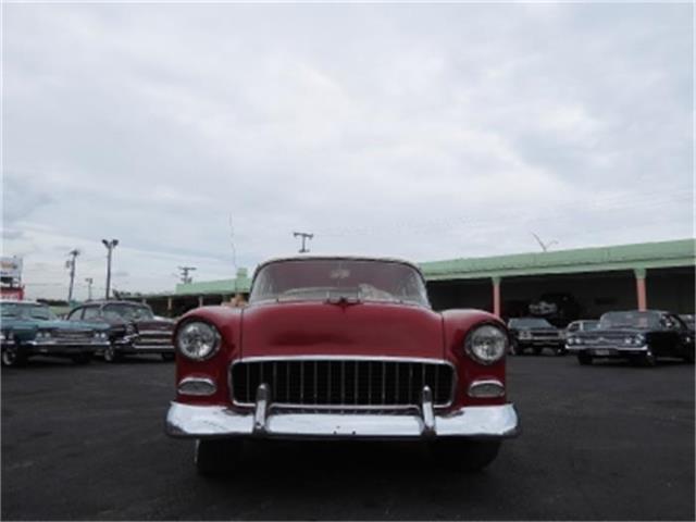 1955 Chevrolet Sedan | 597557