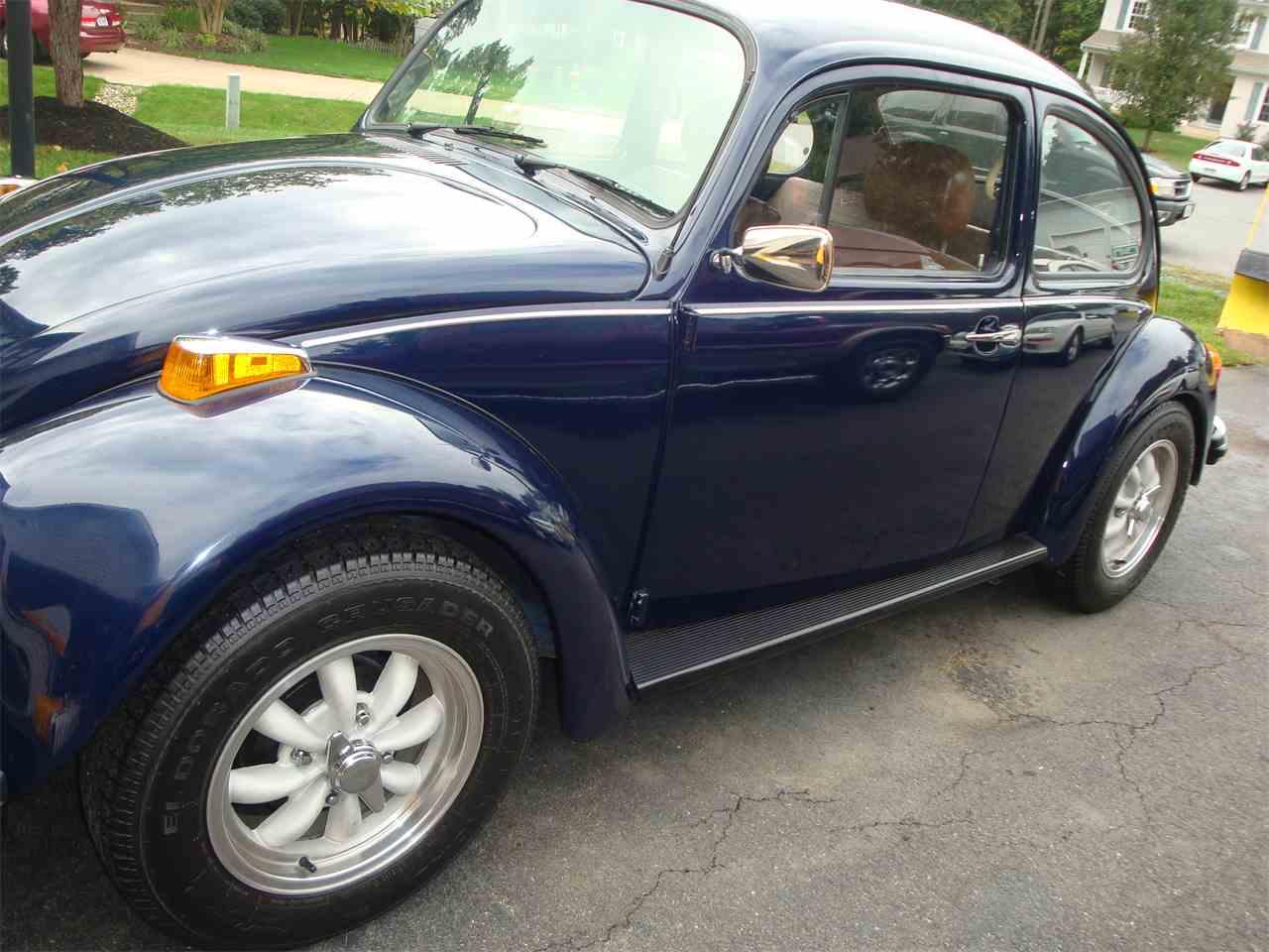1977 volkswagen beetle for sale cc 597631. Black Bedroom Furniture Sets. Home Design Ideas