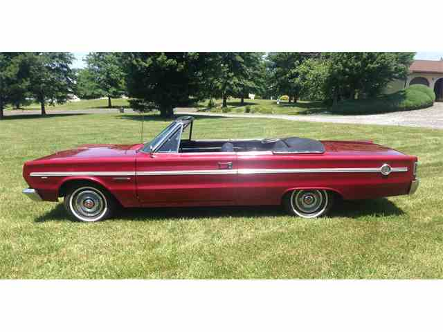 1966 Plymouth Belvedere   597772