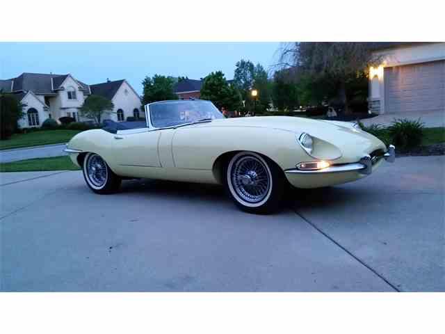 1967 Jaguar XKE | 597790