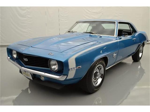1969 Chevrolet Camaro | 597926