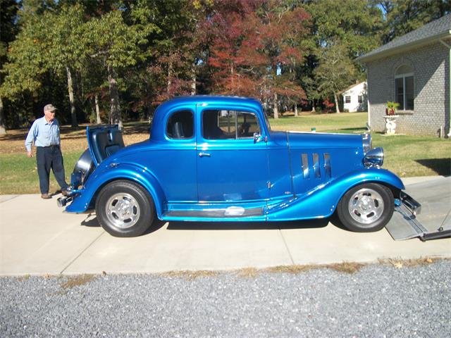 1933 Chevrolet Coupe | 598012