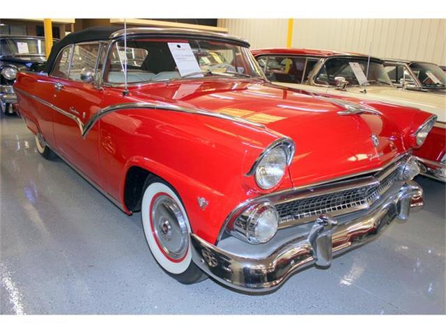 1955 Ford Fairlane Sunliner | 598059