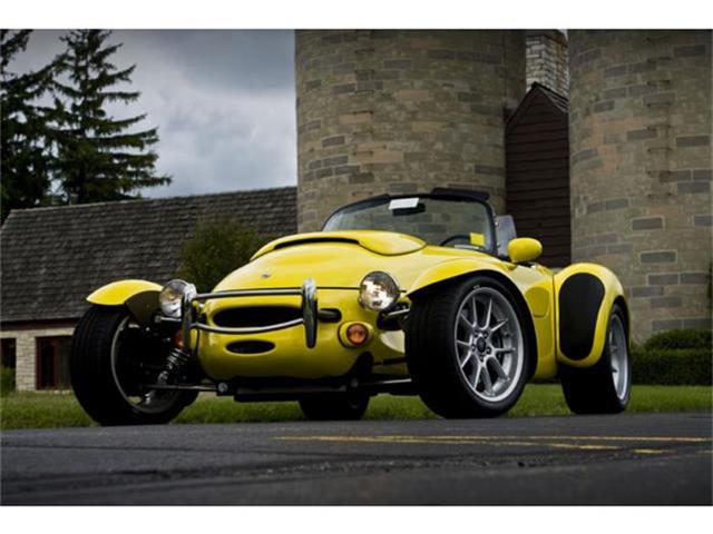 1999 Panoz Roadster | 598070