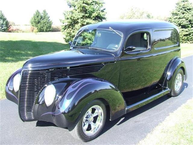 1938 Ford Sedan Delivery | 590083