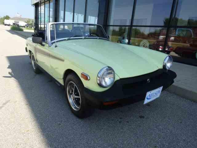 1976 MG Midget | 598384