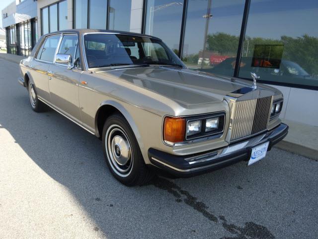 1984 Rolls-Royce Silver Spur | 598386