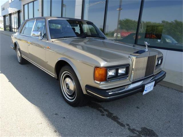 1984 Rolls-Royce Silver Spur   598386