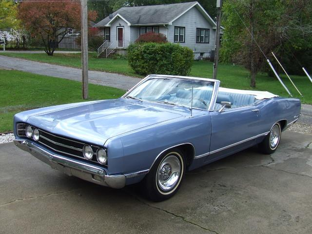 1969 Ford Galaxie | 590084