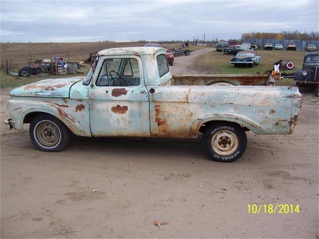 1961 Ford 1/2 Ton Pickup | 598723