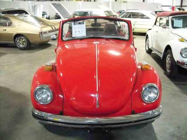 1971 Volkswagen Beetle | 599081