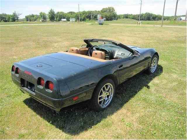 1991 Chevrolet Corvette | 599102
