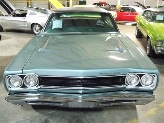 1968 Plymouth GTX | 599104
