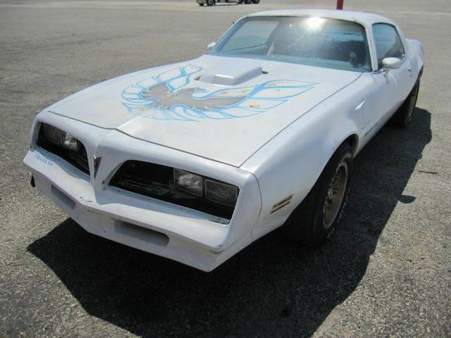 1978 Pontiac Firebird Trans Am | 599120