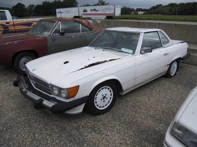 1976 Mercedes-Benz 450SL | 599151
